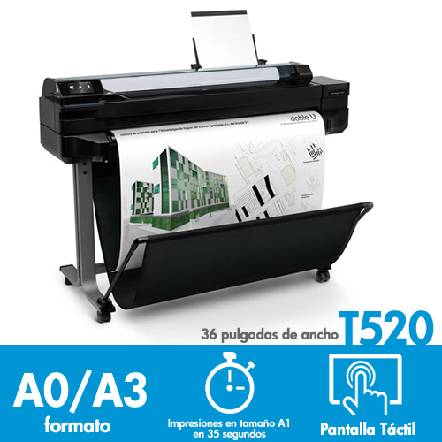 Plotter HP T520 CQ893A