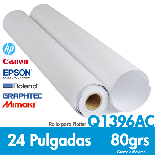 Rollo bond 24x50mt q1396ac precio iva incluido for Papel para empapelar precio